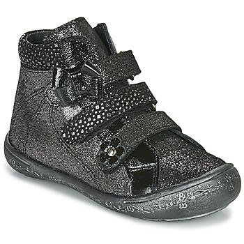 Zapatos Niña Botas de caña baja Citrouille et Compagnie HODIL Negro