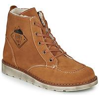 Zapatos Niño Botas de caña baja Citrouille et Compagnie LISITON Camel