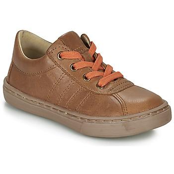 Zapatos Niño Derbie Citrouille et Compagnie LUKITO Camel