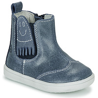 Zapatos Niño Botas de caña baja Citrouille et Compagnie LESKIMO Azul