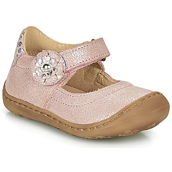 Zapatos Niña Bailarinas-manoletinas Citrouille et Compagnie LASKIMA Rosa