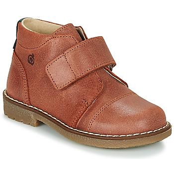Zapatos Niño Botas de caña baja Citrouille et Compagnie LAPUPI Marrón
