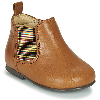 Zapatos Niña Botas de caña baja Citrouille et Compagnie LISETTE Camel