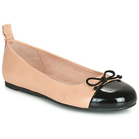 Zapatos Niña Bailarinas-manoletinas Citrouille et Compagnie LIOGE Nude / Negro