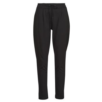 textil Mujer Pantalones fluidos Les Petites Bombes W19V1103 Negro