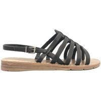 Zapatos Mujer Sandalias Chattawak sandales 7-SHIRLEY Noir Negro