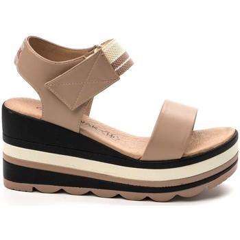Zapatos Mujer Sandalias Chattawak sandales 7-PAVOT Poudre Rosa