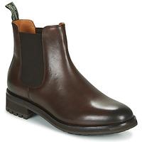 Zapatos Hombre Botas de caña baja Polo Ralph Lauren BRYSON CHLS Marrón
