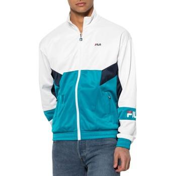 textil Hombre chaquetas de deporte Fila CHAQUETA CARIBBEAN Azul