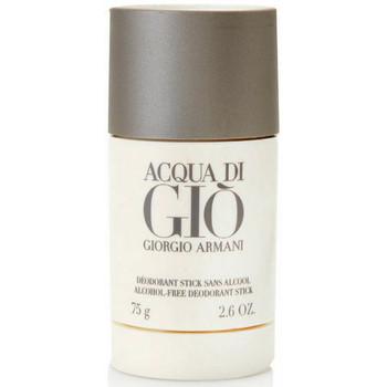 Belleza Hombre Desodorantes Armani Deo Acqua Di Gio - Alcohol Free - 75g