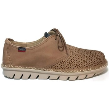 Zapatos Hombre Derbie CallagHan 14507 PERFORADO TAUPE TAUPE