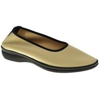 Zapatos Mujer Bailarinas-manoletinas Roal A1385 Beige