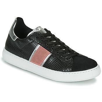 Zapatos Mujer Zapatillas bajas Yurban LAMBONE Negro
