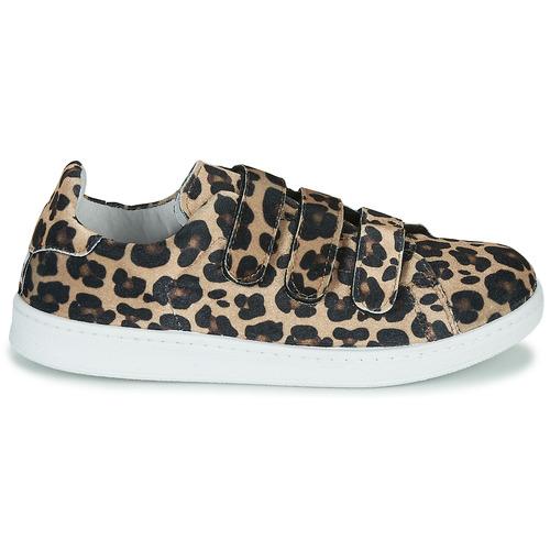 Yurban Leopardo Mujer Zapatillas Bajas Labane Zapatos Ybgm6vf7yI