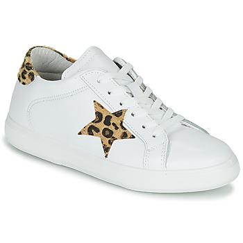 Zapatos Mujer Zapatillas bajas Yurban LAMBANE Blanco