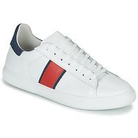 Zapatos Hombre Zapatillas bajas Yurban LOUDE Blanco
