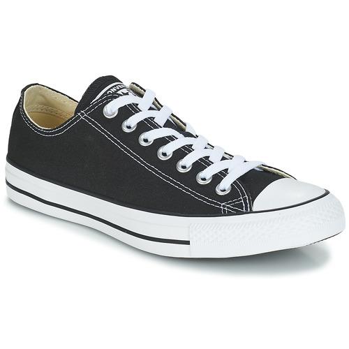 72c9ded63 Zapatos Zapatillas bajas Converse CHUCK TAYLOR ALL STAR CORE OX Negro