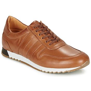 Zapatos Hombre Zapatillas bajas So Size FELIX Camel