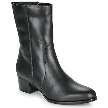 Zapatos Mujer Botines So Size GASPARD Negro
