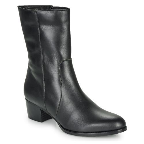 So Size GASPARD Negro - Envío gratis | ! - Zapatos Botines Mujer