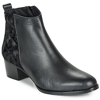 Zapatos Mujer Botines So Size GUILERMO Negro