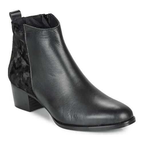So Size GUILERMO Negro - Envío gratis | ! - Zapatos Botines Mujer