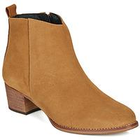 Zapatos Mujer Botines So Size MARTINO Camel