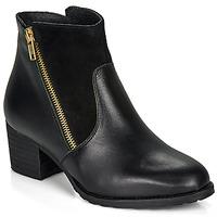 Zapatos Mujer Botines So Size FELICIO Negro