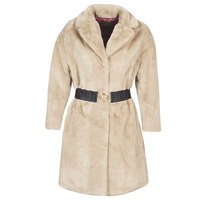 textil Mujer Abrigos Guess SHELLY Beige
