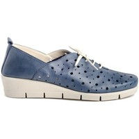 Zapatos Mujer Derbie The Flexx NEW RUN CRAZY azul