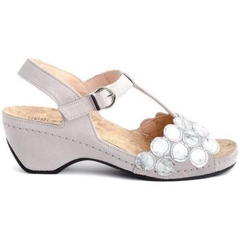 Zapatos Mujer Sandalias Comfort Class 832 CIRCUL. gris