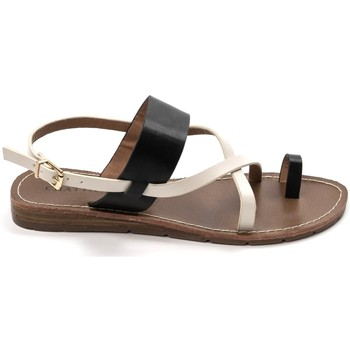 Zapatos Mujer Sandalias Chattawak sandales 7-VALERIANE Noir Negro