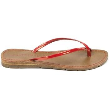 Zapatos Mujer Sandalias Chattawak sandales 7-RIADE Rouge Rojo