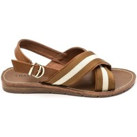 Zapatos Mujer Sandalias Chattawak sandales 7-TIFFANY Camel Marrón