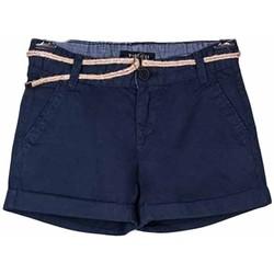 textil Niña Shorts / Bermudas Tiffosi 10026853 Azul