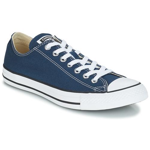 Zapatos Zapatillas bajas Converse CHUCK TAYLOR ALL STAR CORE OX Marino