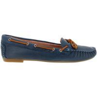 Zapatos Mujer Mocasín Elena Hernandez 81584 azul azul