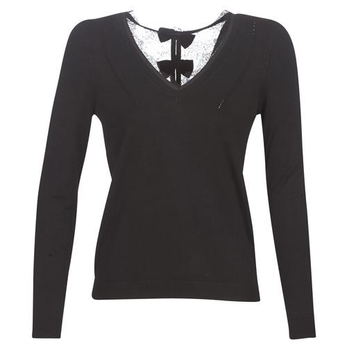 textil Mujer Jerséis Naf Naf MITOU LONG NEW Negro