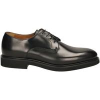 Zapatos Hombre Derbie Rossi VITELLO CALF nero-nero