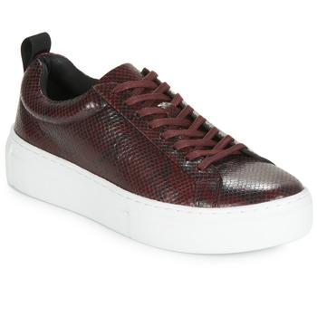 Zapatos Mujer Zapatillas bajas Vagabond Shoemakers ZOE PLATFORM Burdeo