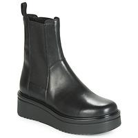 Zapatos Mujer Botas de caña baja Vagabond TARA Negro