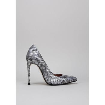 Zapatos Mujer Zapatos de tacón Rt By Roberto Torretta SNAKE Gris