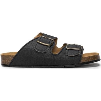 Zapatos Zuecos (Mules) Nae Vegan Shoes Darco Black Negro