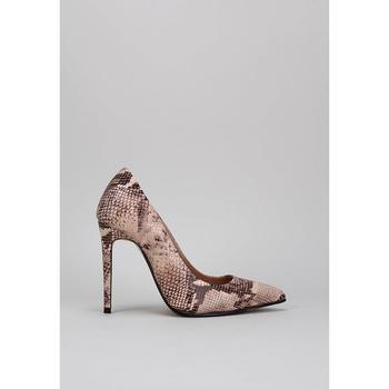 Zapatos Mujer Zapatos de tacón Rt By Roberto Torretta SNAKE Beige