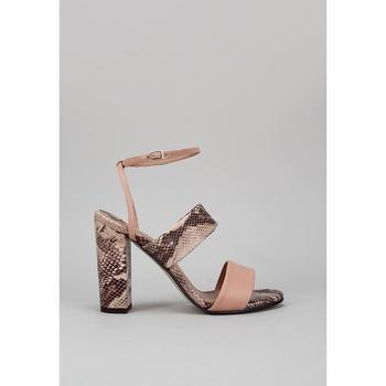 Zapatos Mujer Sandalias Roberto Torretta  Beige