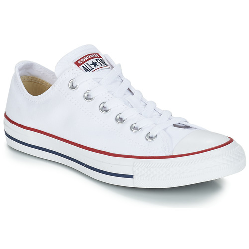 0667a855 Zapatos Zapatillas bajas Converse CHUCK TAYLOR ALL STAR CORE OX Blanco /  Optical