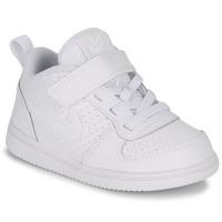 Zapatos Niños Zapatillas bajas Nike PICO 5 TODDLER Blanco