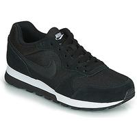 Zapatos Mujer Zapatillas bajas Nike MD RUNNER 2  W Negro