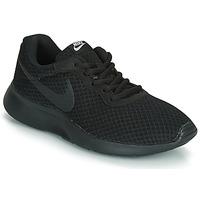 Zapatos Mujer Zapatillas bajas Nike TANJUN W Negro