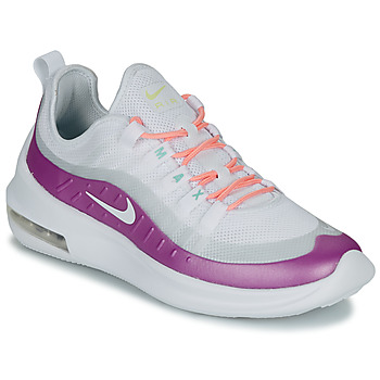 Zapatos Mujer Zapatillas bajas Nike AIR MAX AXIS W Blanco / Violeta